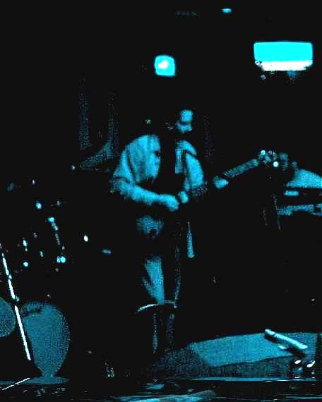 heres a pic of Red from a few years back when we were playing at the BackDraft Cafe in Foster RI