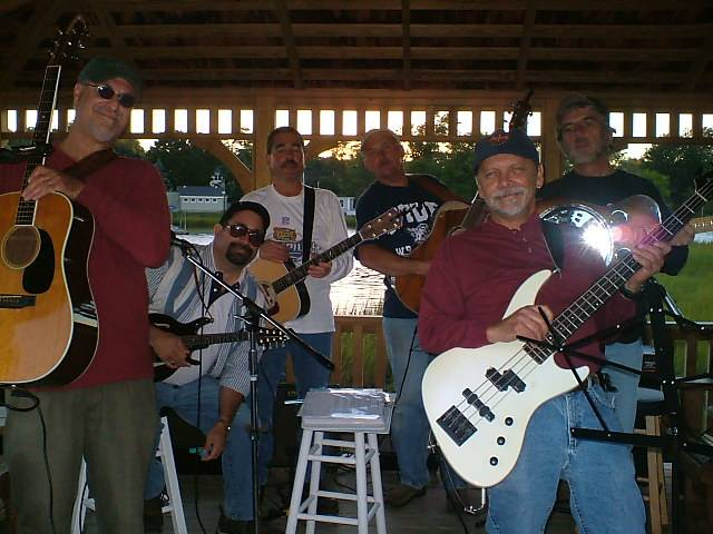 last jam at the marina for the summer 10/1/05